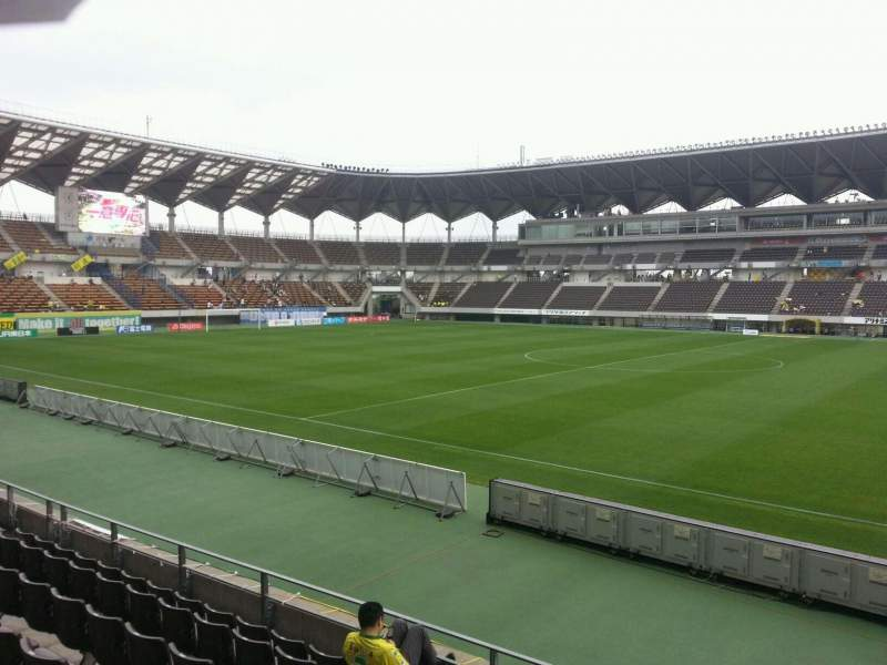Seating view for Fukuda Denshi ArenaRow 7 Seat 158