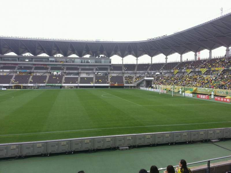 Seating view for Fukuda Denshi ArenaRow 7 Seat 158
