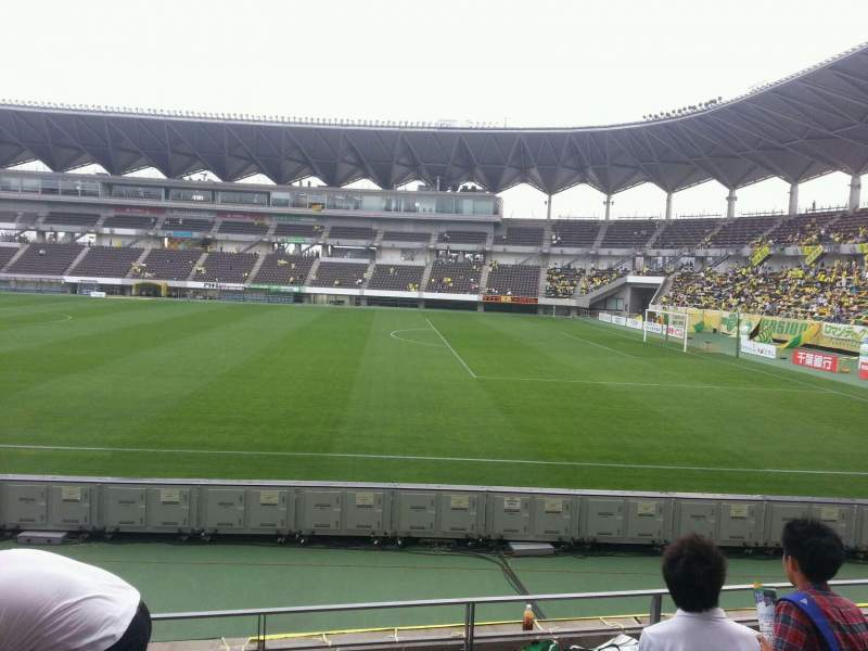 Seating view for Fukuda Denshi ArenaRow 7 Seat 176