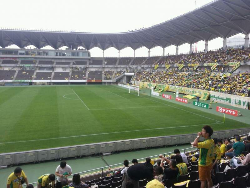 Seating view for Fukuda Denshi ArenaRow 12 Seat 171