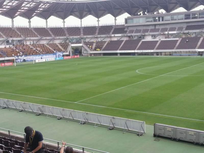Seating view for Fukuda Denshi ArenaRow 12 Seat 154