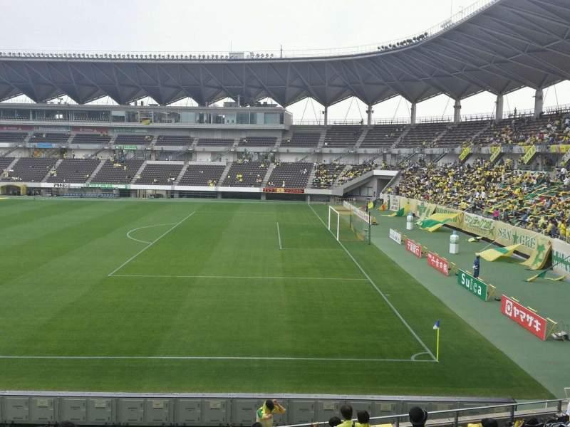 Seating view for Fukuda Denshi ArenaRow 12 Seat 203
