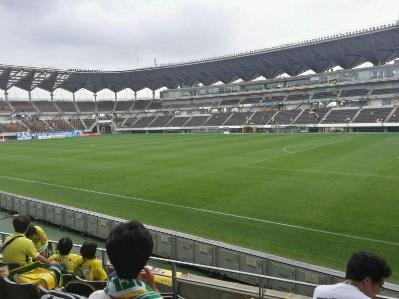 Seating view for Fukuda Denshi ArenaRow 6 Seat 218