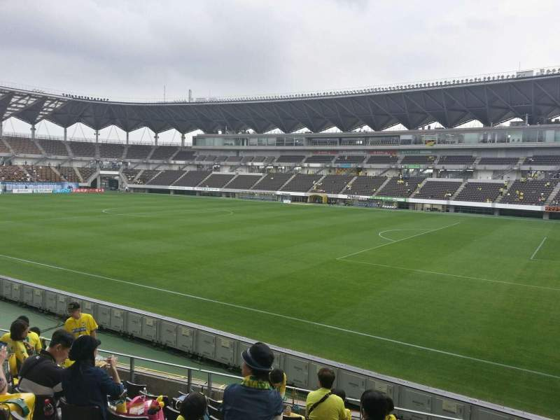 Seating view for Fukuda Denshi ArenaRow 9 Seat 212
