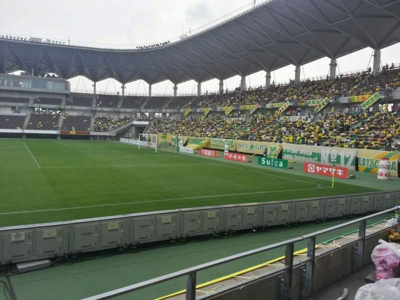 Seating view for Fukuda Denshi ArenaRow 3 Seat 181