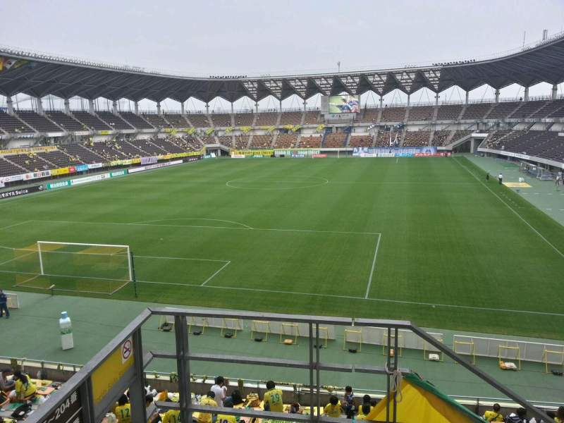 Seating view for Fukuda Denshi ArenaRow 13 Seat 202