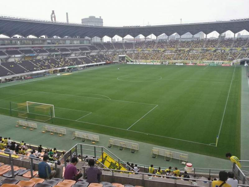 Seating view for Fukuda Denshi ArenaRow 22 Seat 240
