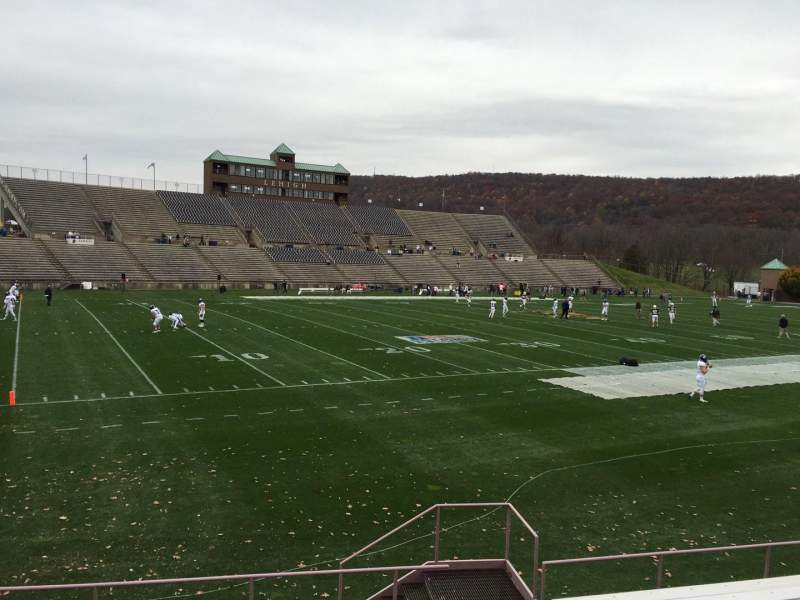 Seating view for Goodman Stadium Section Ea Row 11 Seat 5