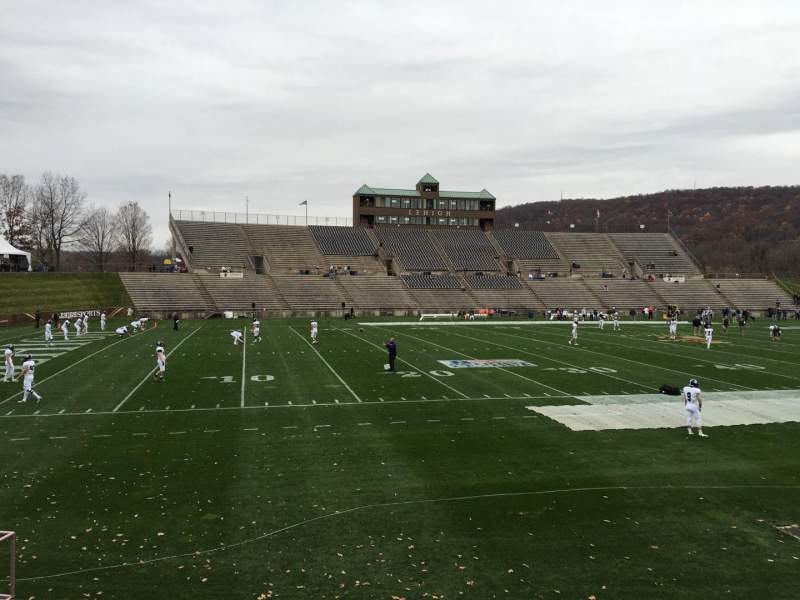 Seating view for Goodman Stadium Section Eb Row 10 Seat 9