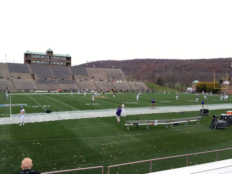 Seating view for Goodman Stadium Section Ec Row 9 Seat 3