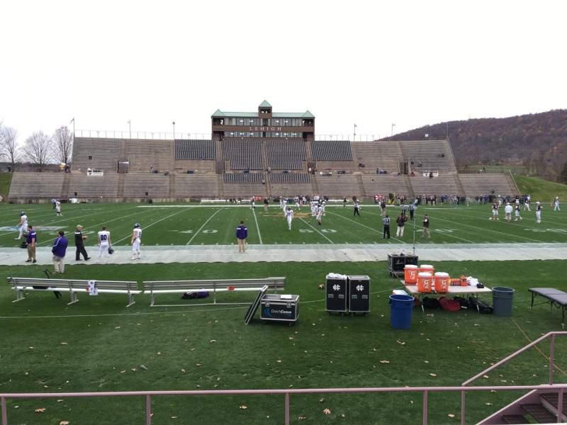 Goodman Stadium, section: Ee, row: 8, seat: 10