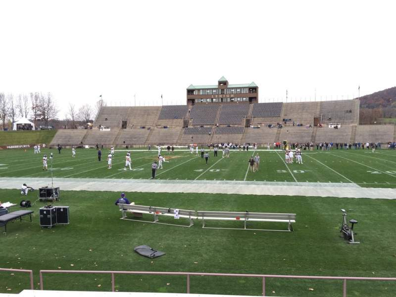Seating view for Goodman Stadium Section Eg Row 10 Seat 10