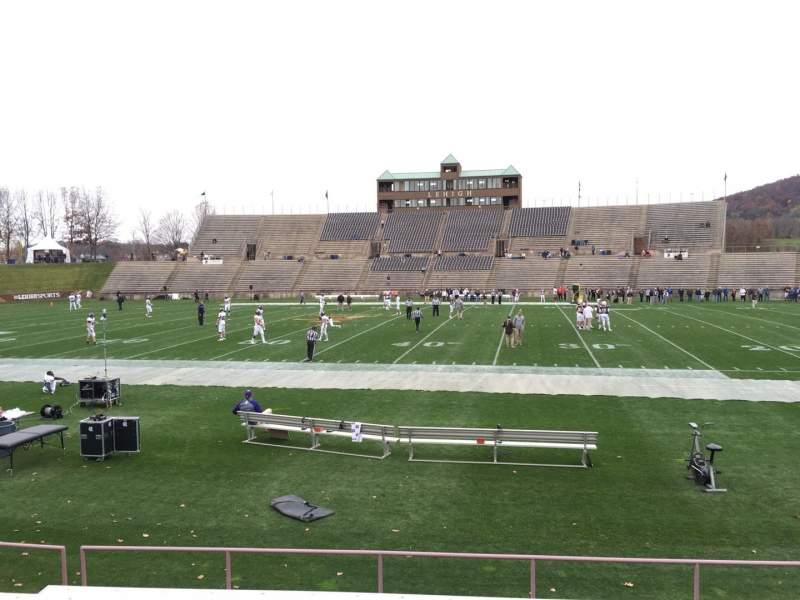 Goodman Stadium, section: Eg, row: 10, seat: 10