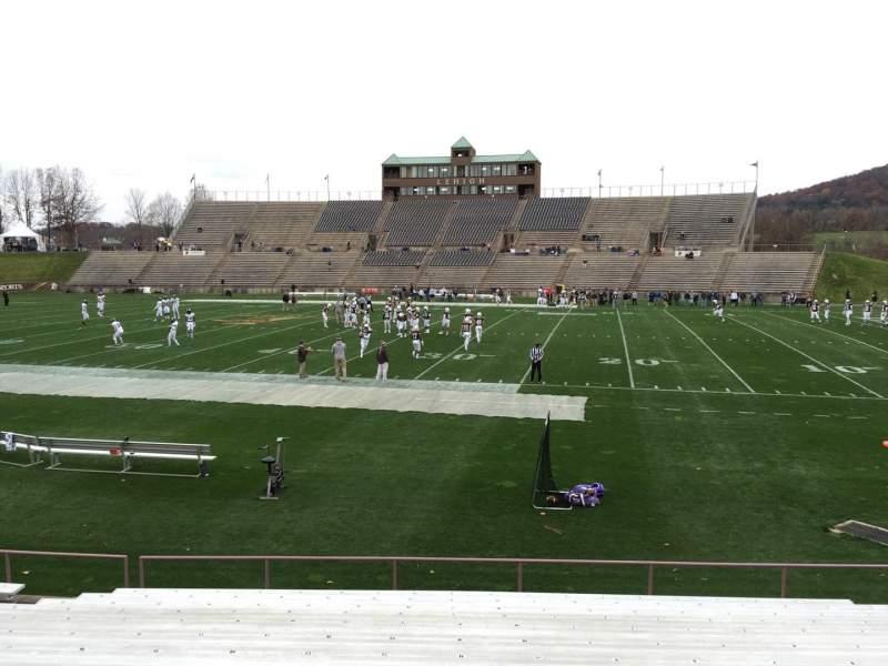 Goodman Stadium, section: Eh, row: 13, seat: 11