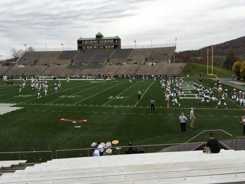 Seating view for Goodman Stadium Section Ej Row 15 Seat 15