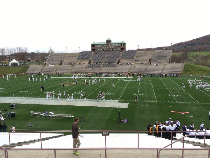 Seating view for Goodman Stadium Section Er Row 8 Seat 11
