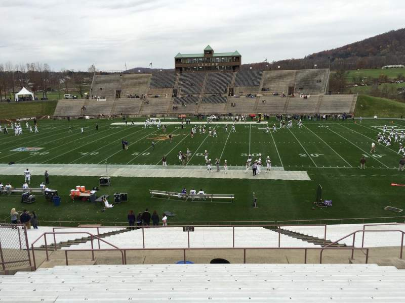 Seating view for Goodman Stadium Section Eq Row 12 Seat 10