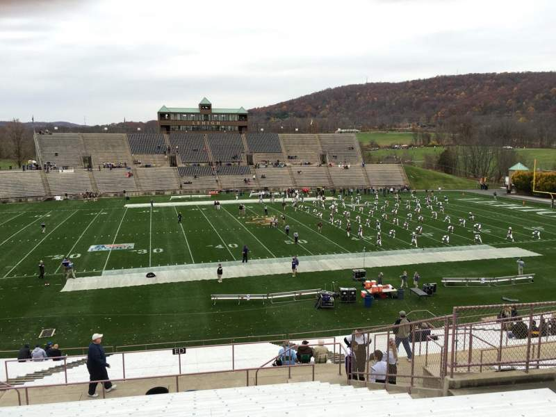 Seating view for Goodman Stadium Section En Row 15 Seat 10