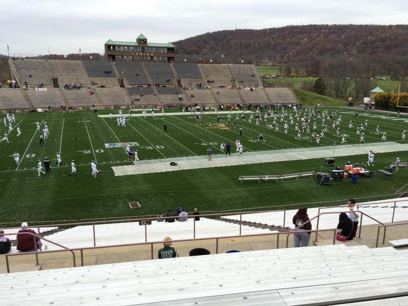 Seating view for Goodman Stadium Section Em Row 15 Seat 13