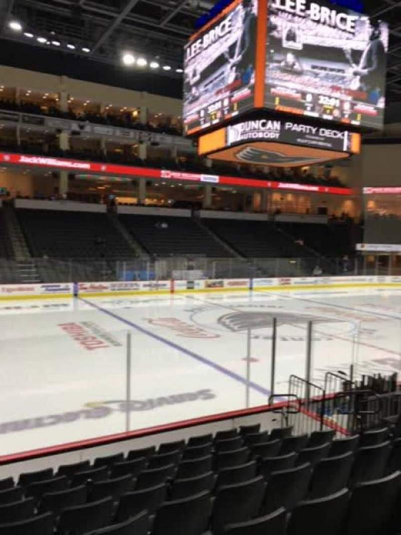 Seating view for PPL Center Section 108 Row 9 Seat 10