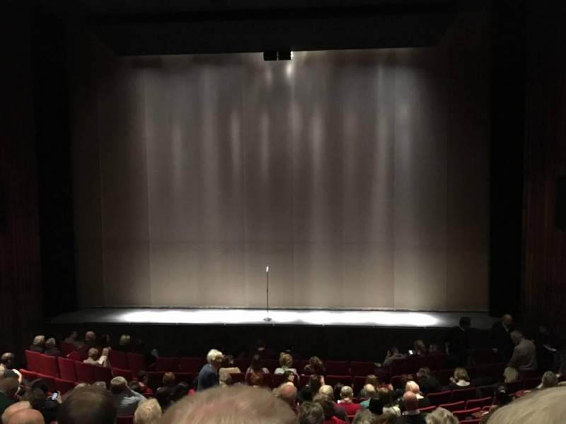 Abbey Theatre, section: Auditorium, row: N, seat: 33