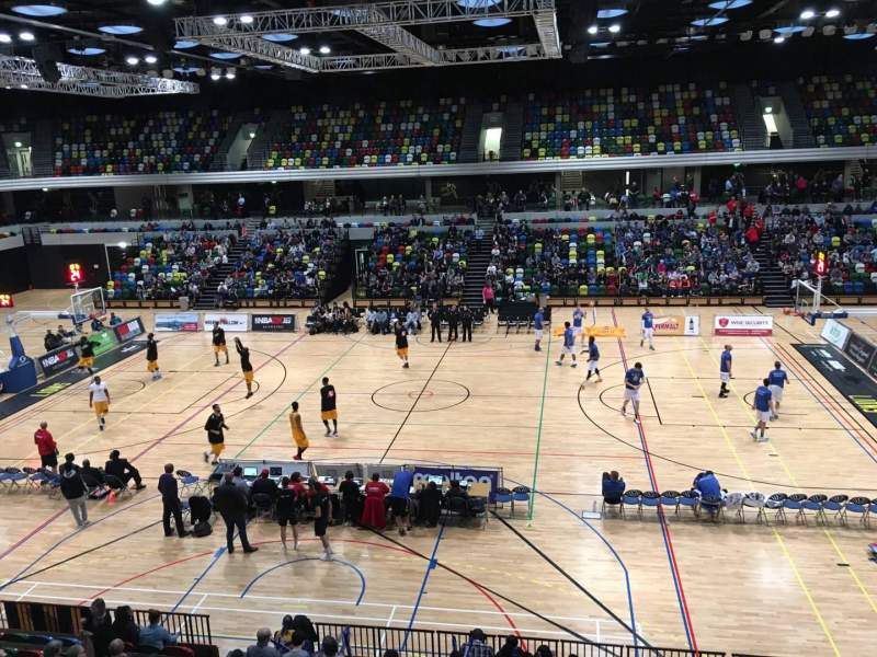 Seating view for Copper Box Section 204 Row 12 Seat 68