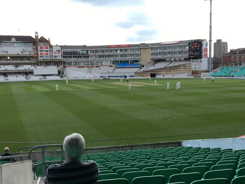Seating view for Kia Oval Section 13 Row 25 Seat 425