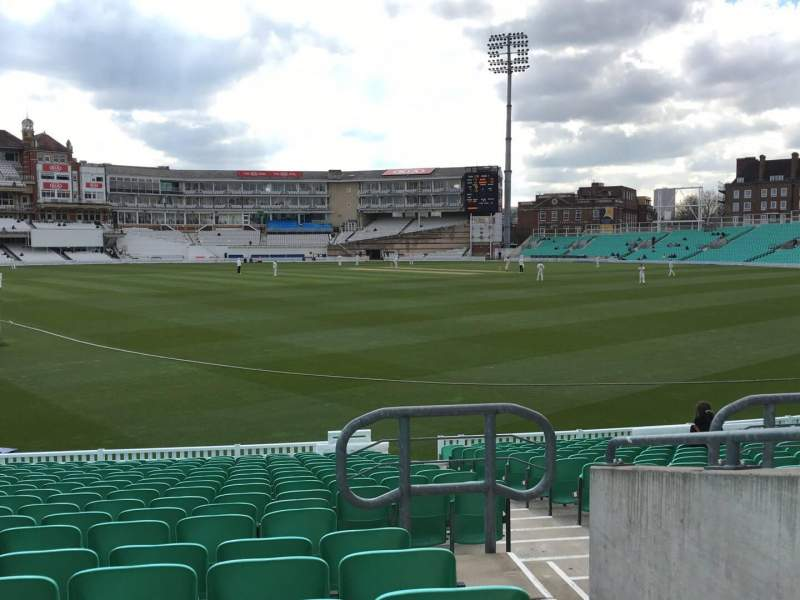 Seating view for Kia Oval Section 15 Row 19 Seat 500