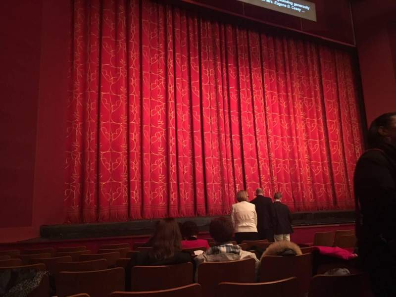 Seating view for The Kennedy Center Opera House Section Orch Row P Seat 7