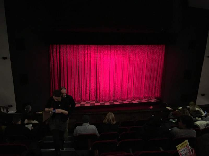 Seating view for Walnut Street Theatre Section Mez Center Row J Seat 115