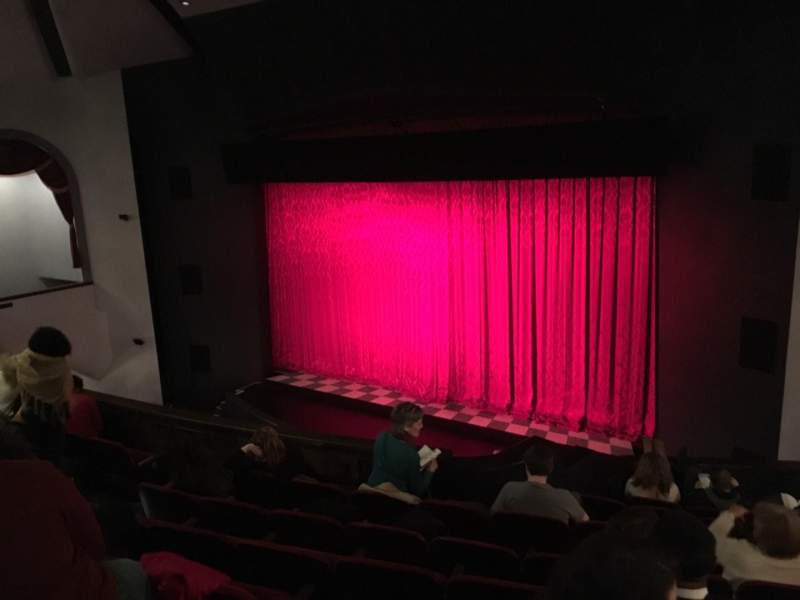 Seating view for Walnut Street Theatre Section Mez R Row H Seat 308