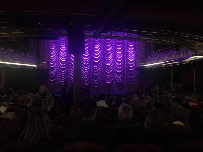 Seating view for Folies Bergère Section Orch Row T Seat 6