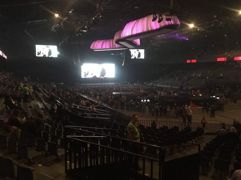 Sportpaleis, section: 141, row: 31, seat: 3