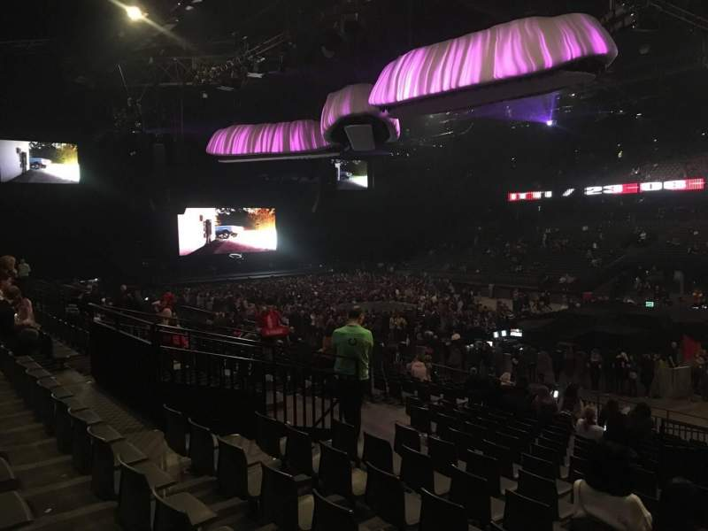 Sportpaleis, section: 144, row: 30, seat: 3