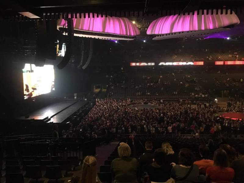 Sportpaleis, section: 153, row: 37, seat: 2