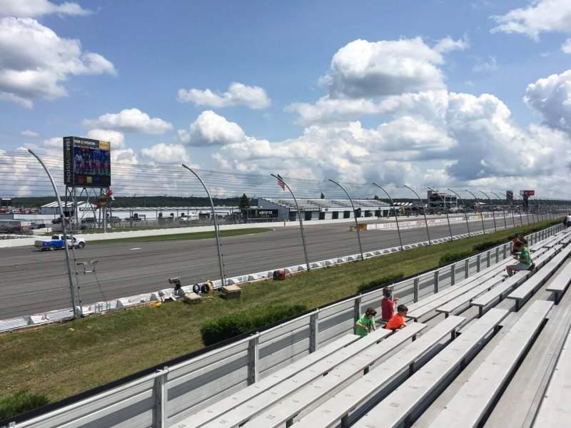 Pocono Raceway, section: 141, row: 8, seat: 14