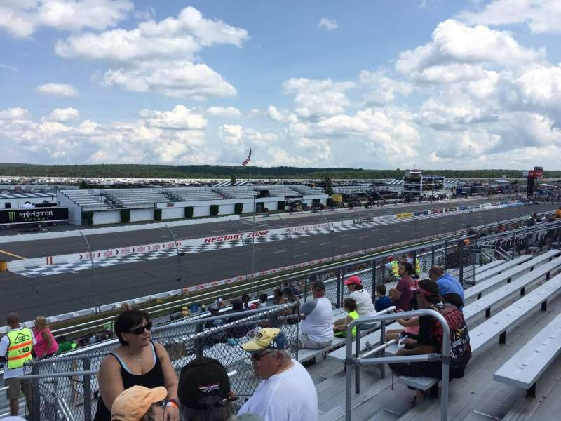 Pocono Raceway, section: 243, row: 29, seat: 6