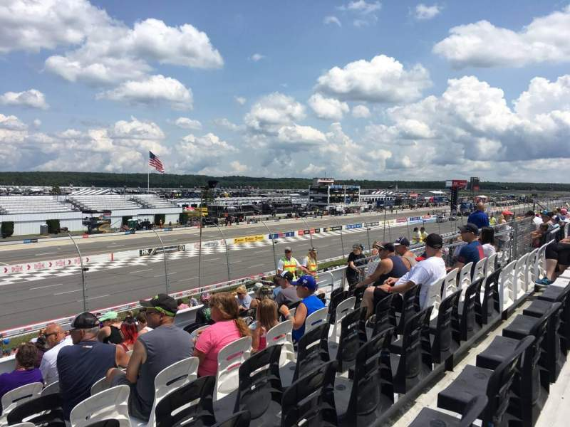 Pocono Raceway, section: 239, row: 27, seat: 16
