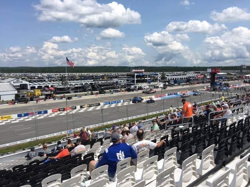 Pocono Raceway, section: 235, row: 36, seat: 14