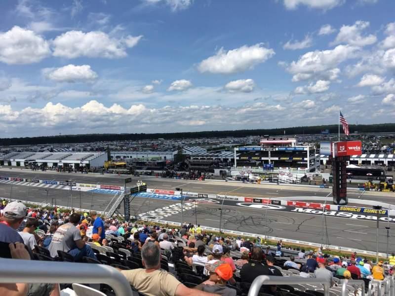 Pocono Raceway, section: 232, row: 45, seat: 1