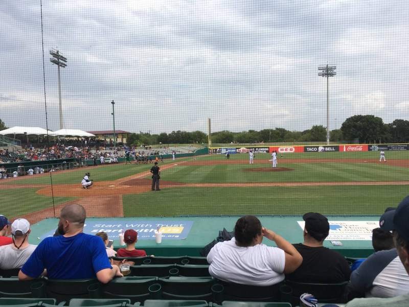 Seating view for Nelson W. Wolff Municipal Stadium Section 108 Row I Seat 9