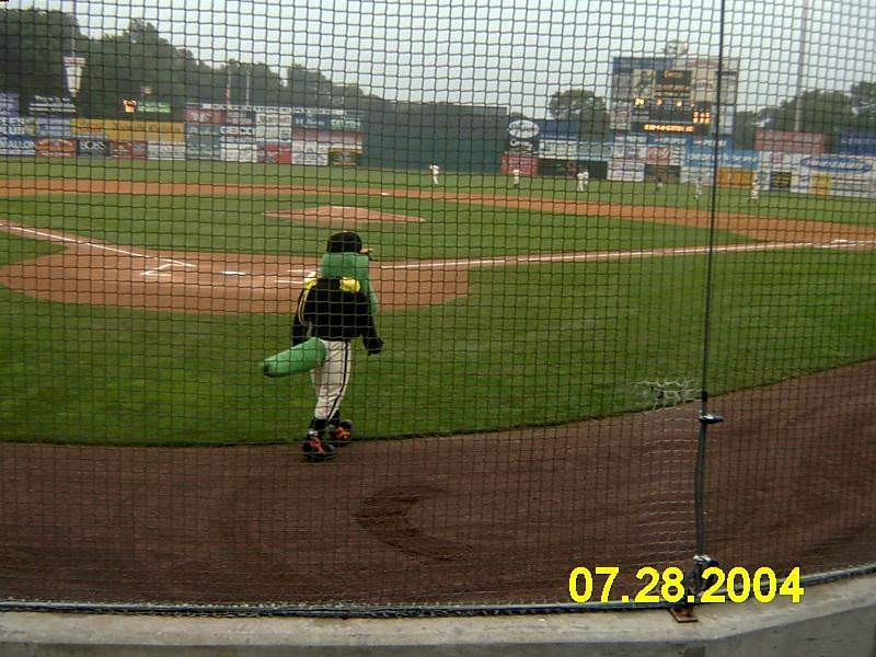 Seating view for Dodd Stadium Section 11 Row 1