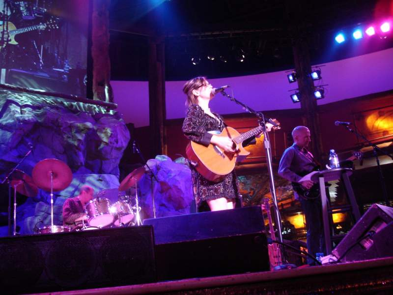 The Wolf Den at Mohegan Sun, section: Floor, row: 1