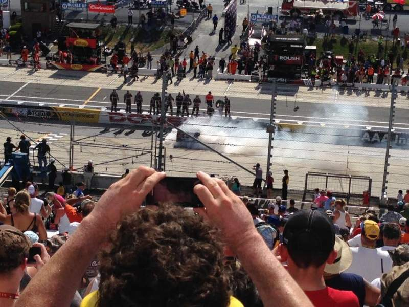 Dover International Speedway, section: 251, row: 46, seat: 6