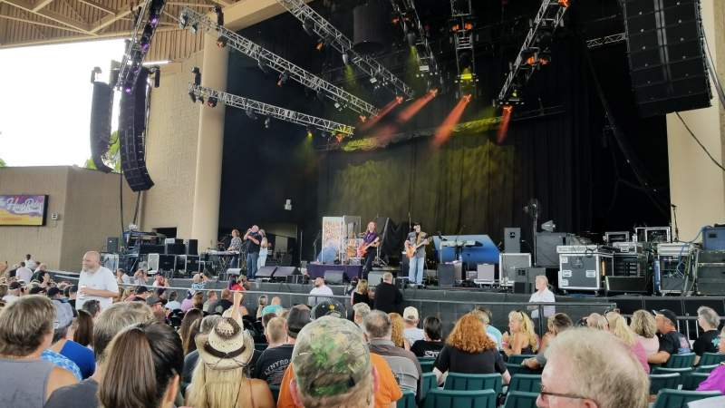 Ruoff Home Mortgage Music Center, section: C, row: R , seat: 10