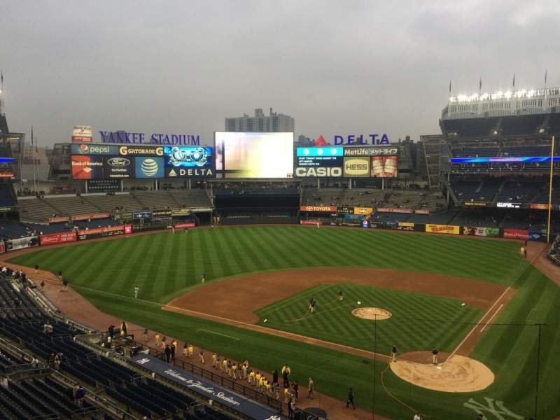 Seating view for Yankee Stadium Section Suite 41