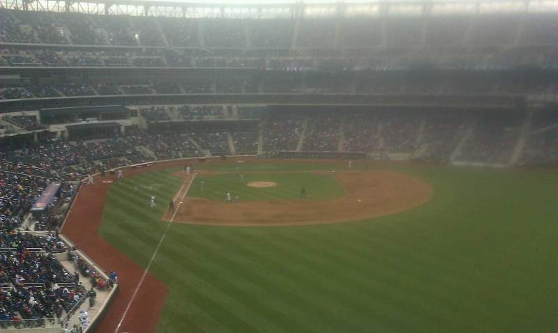 Seating view for Citi Field Section Pepsi porch