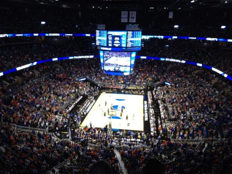 Seating view for Amway Center Section 232 Row 5 Seat 20
