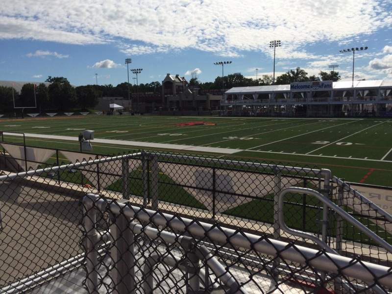 Seating view for Growney Stadium