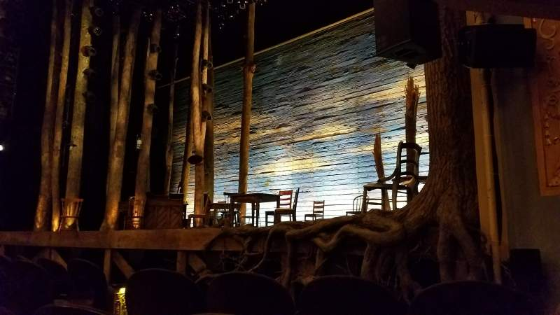 Seating view for Gerald Schoenfeld Theatre Section Orchestra Row D Seat 10